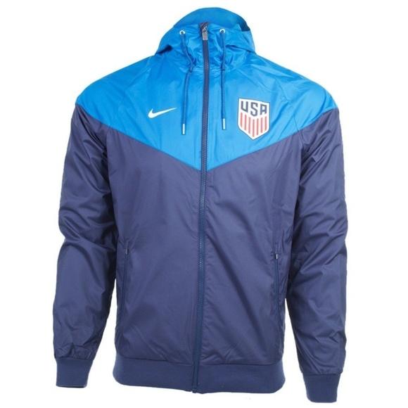 90953eebad44 Nike USA Soccer Windrunner Jacket